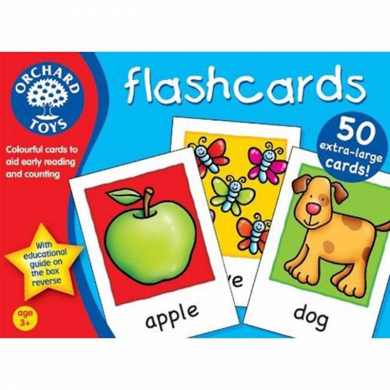 Flashcard Game by Orchard Toys