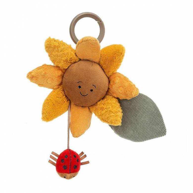 Fleury Sunflower Activity Toy By Jellycat