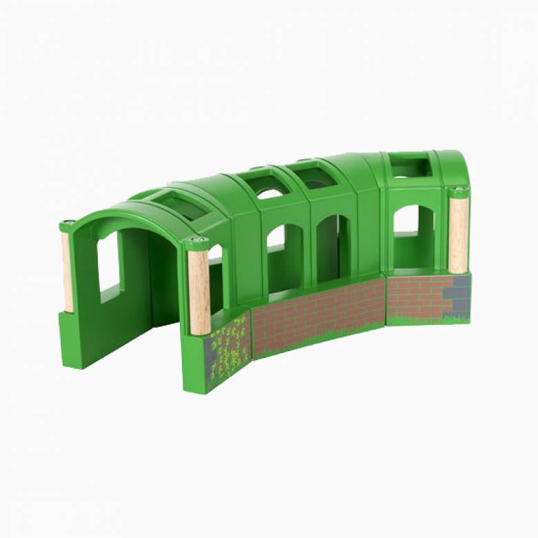 Flexible Tunnel BRIO Wooden Railway Age 3+