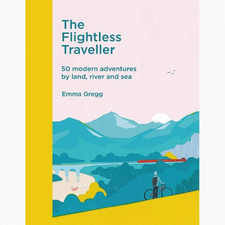 Flightless Traveller - Hardback Book