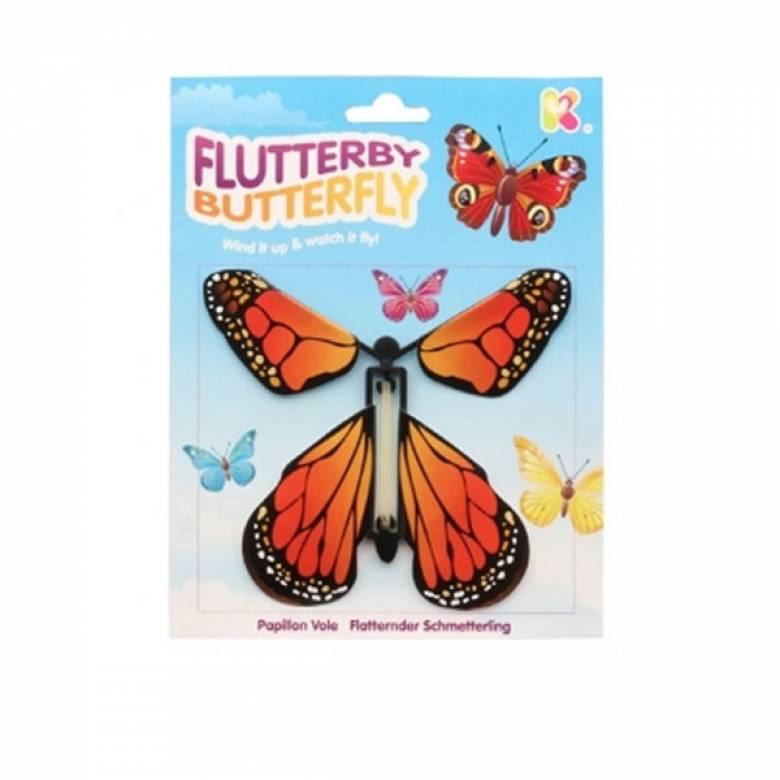 Flutterby butterfly Flying Butterfly