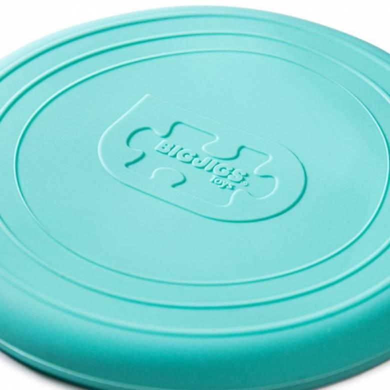 Foldable Flyer Frisbee In Eggshell Green 1+