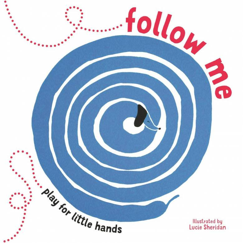 Follow Me: Play For Little Hands Book