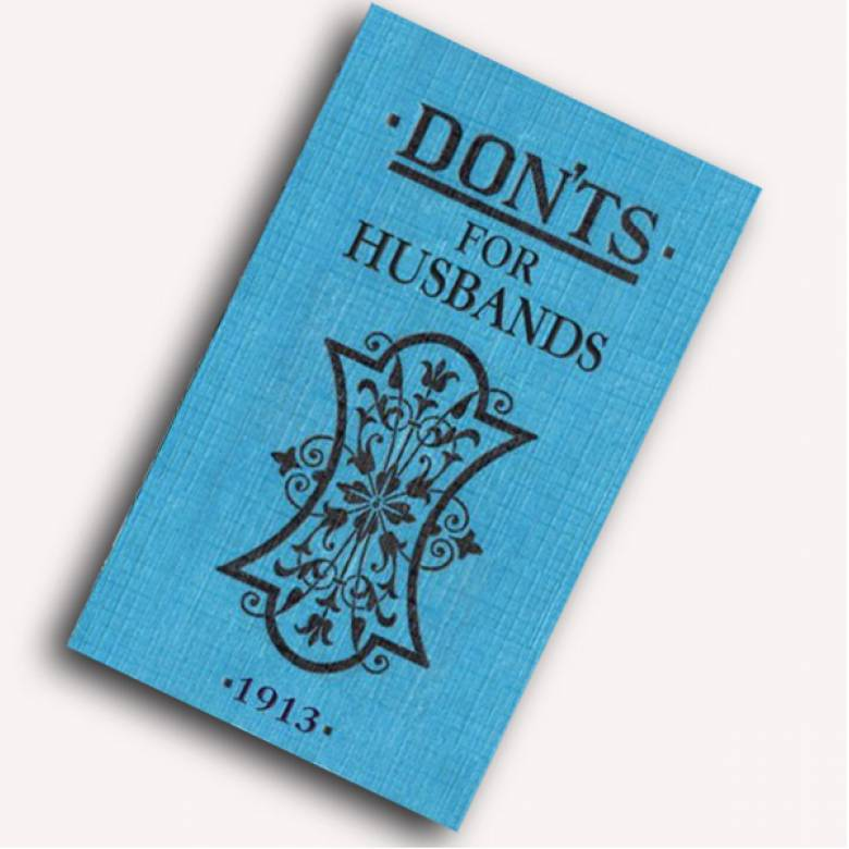Do's and Don'ts For Husbands Book
