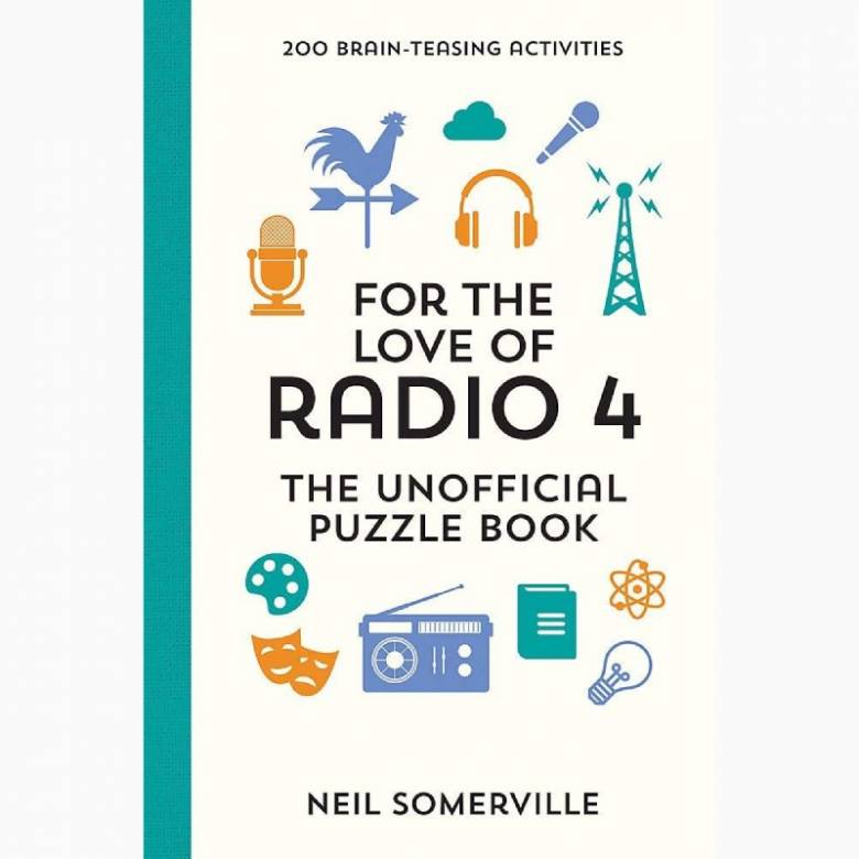 For The Love Of Radio 4 - The Unofficial Puzzle Book