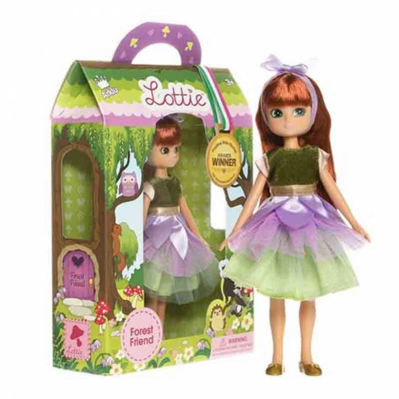 Forest Friend Lottie Doll 3yr+