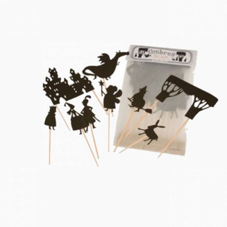 Forest Night Time Shadow Puppets 18m+