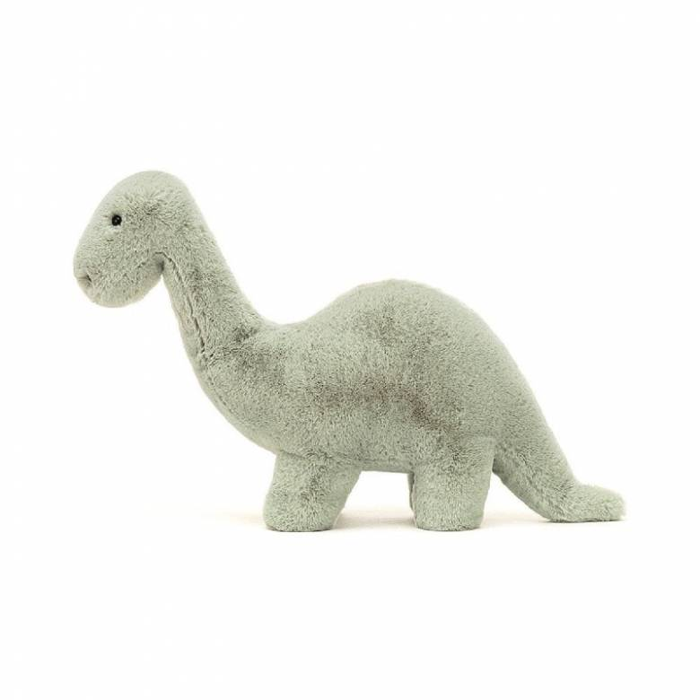 Fossilly Brontosaurus Dinosaur Soft Toy By Jellycat