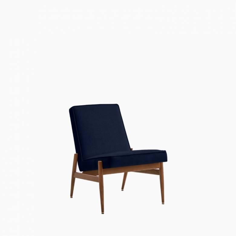 Fox Club Chair - Velvet Fabric