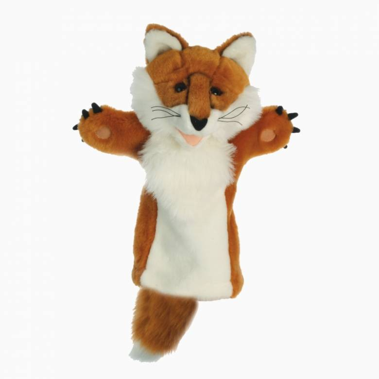 Fox - Long Sleeved Glove Puppet
