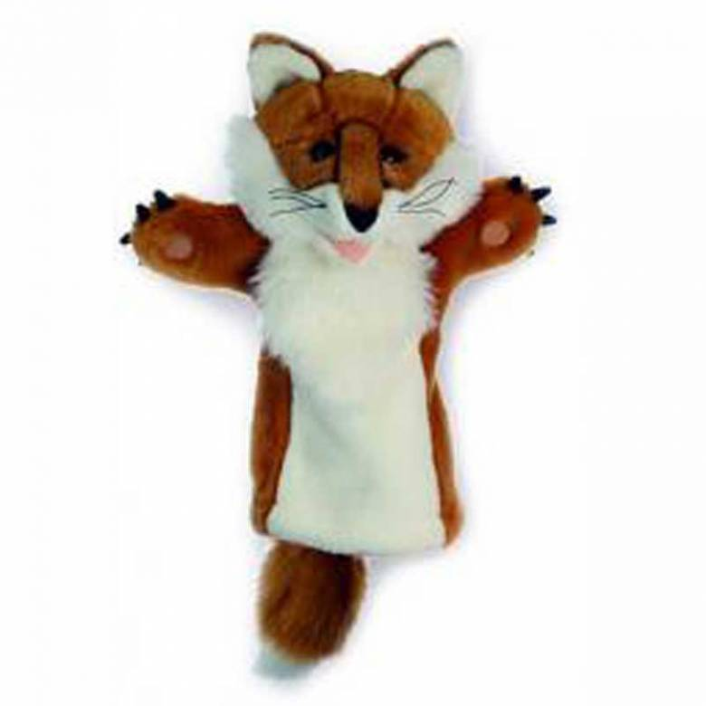 FOX Long Sleeved Glove Puppet