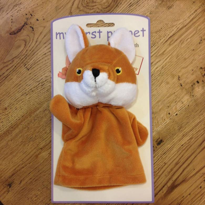 Fox My First Puppet 0+