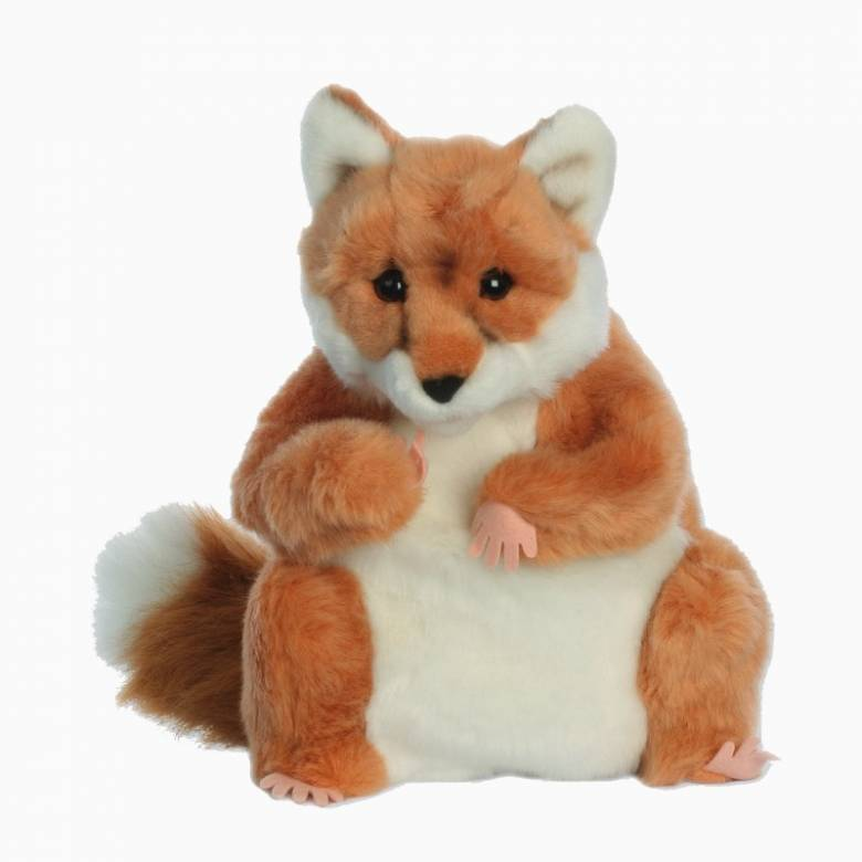 Fox - Plump Glove Puppet European Wildlife