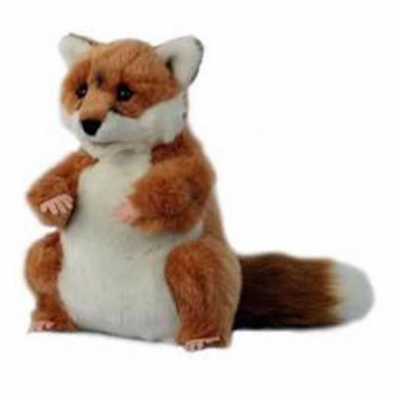 Fox Plump Glove Puppet European Wildlife