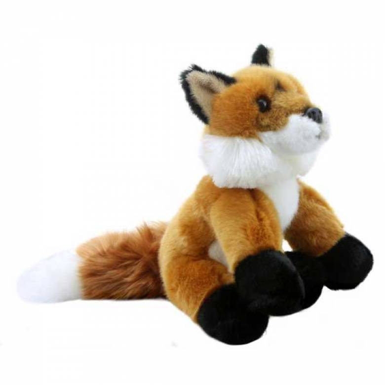 Fox Wilberry Woodland Soft Toy 11cm.