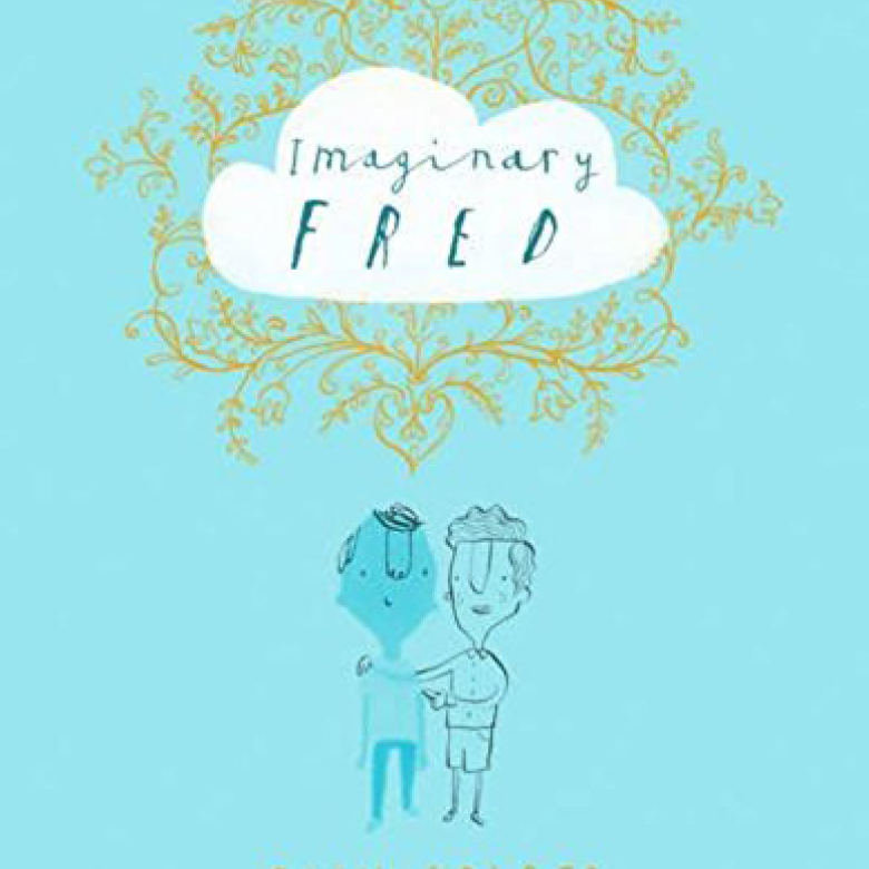 Imaginary Fred By Oliver Jeffers - Hardback Book