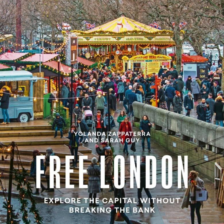 Free London - Paperback Book