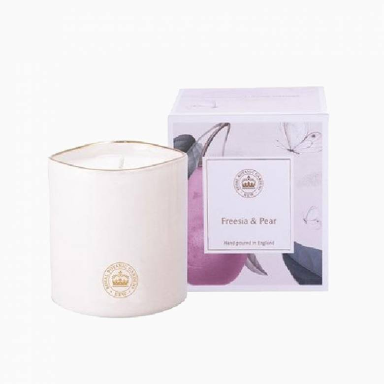 Freesia And Pear Candle Kew Botanical Candle 180g