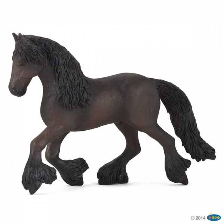 Frisian Horse - Papo Animal Figure