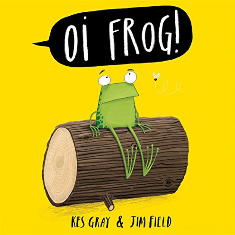 Oi Frog! Board Book