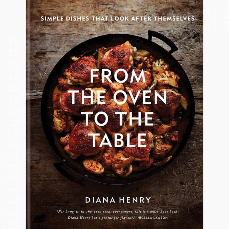 From The Oven To The Table - Hardback Book