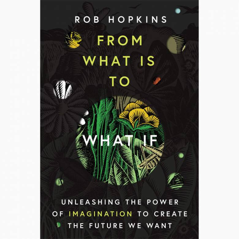 From What Is to What If - Hardback Book