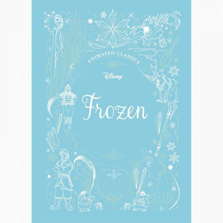 Frozen (Disney Animated Classics) - Hardback Book