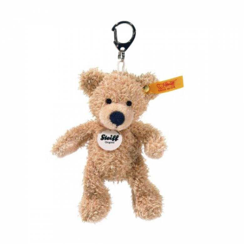 Keyring Bear Fynn Bear Soft Toy By Steiff
