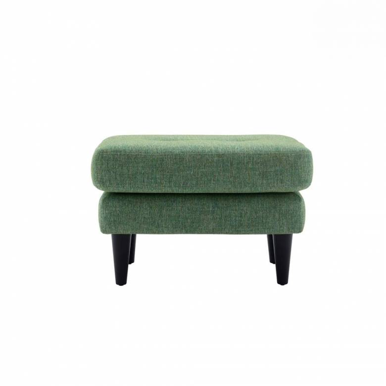 G Plan Vintage The Fifty Four Footstool