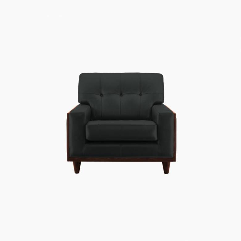 G Plan Vintage The Fifty Nine Cambridge Leather Armchair