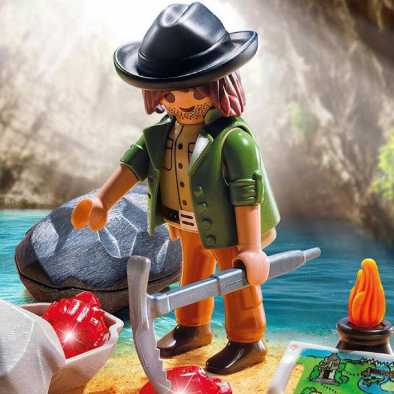 Z Gem Hunter Special Plus Playmobil 5384