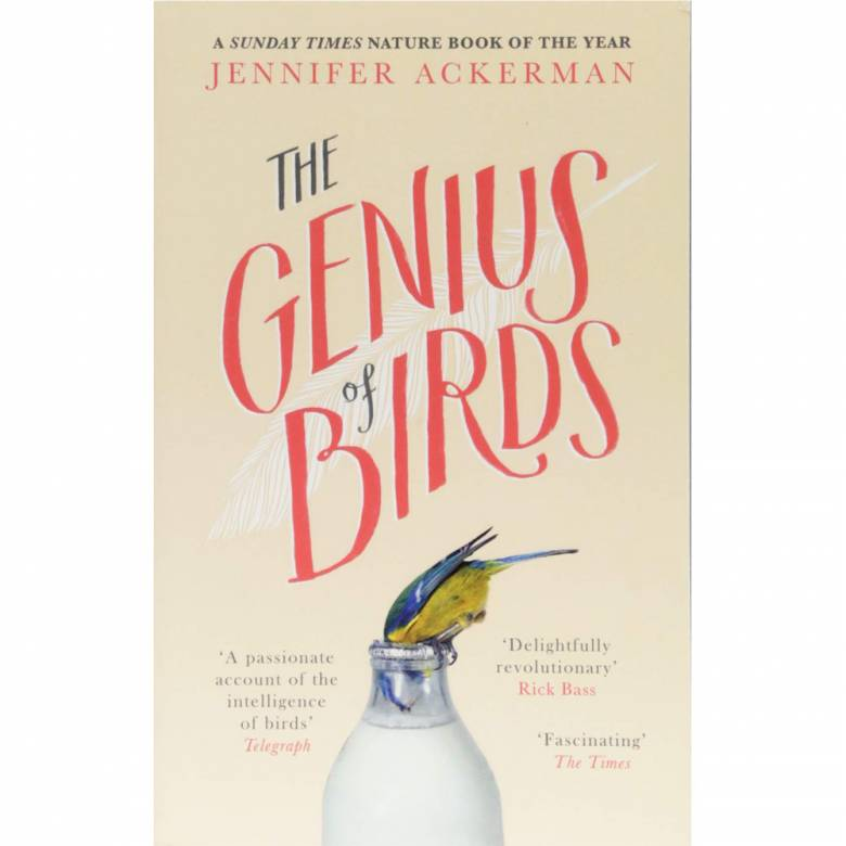 The Genius Of Birds - Paperback Book