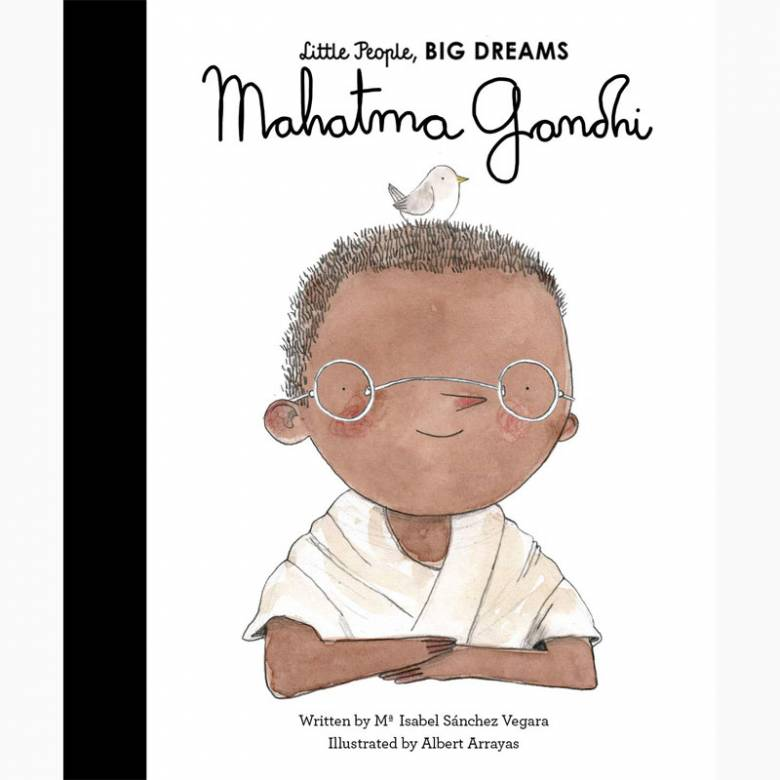 Gandhi: Little People Big Dreams - Hardback Book