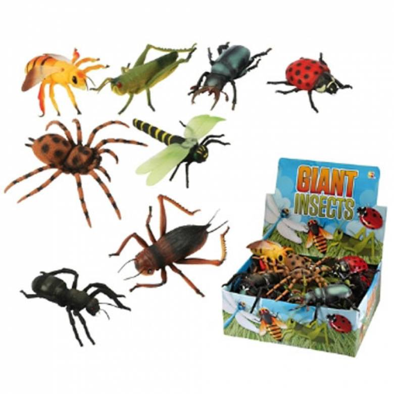 Giant Insect Toy 3+