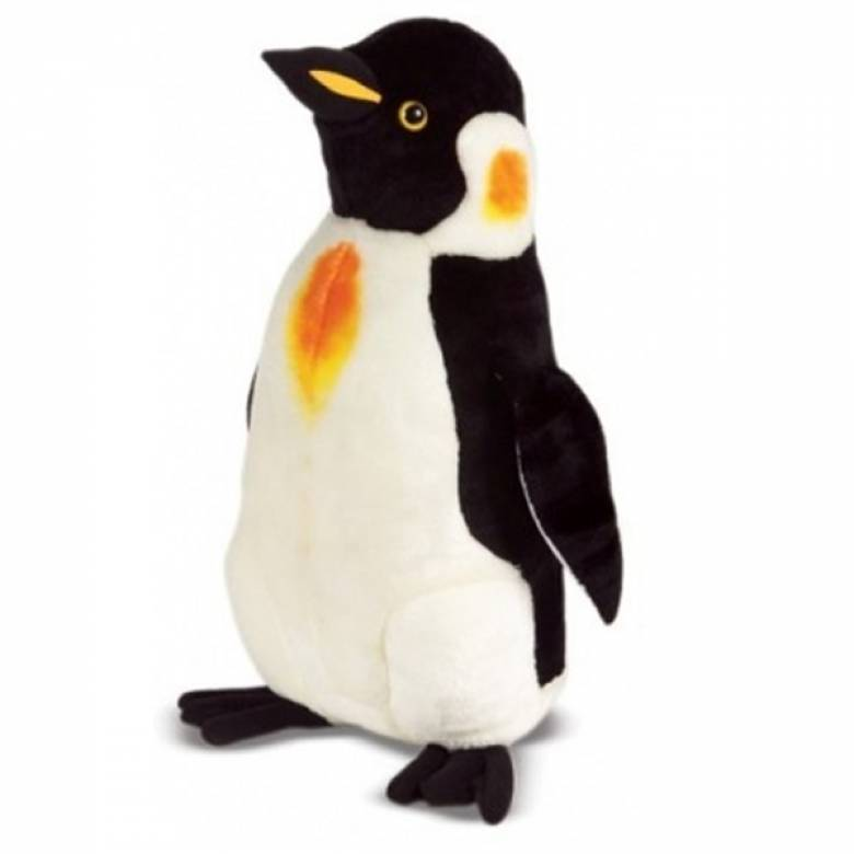 Giant Penguin Soft Toy 60cm