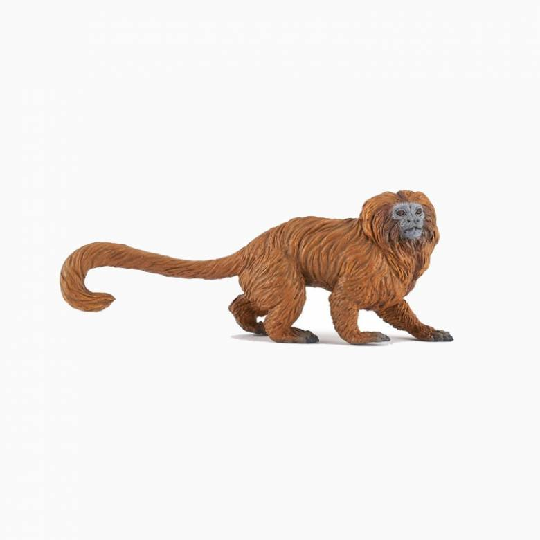 Golden Lion tamarin Monkey - Papo Animal Figure