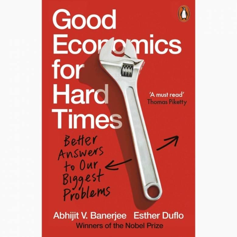 Good Economics For Hard Times - Paperback Book