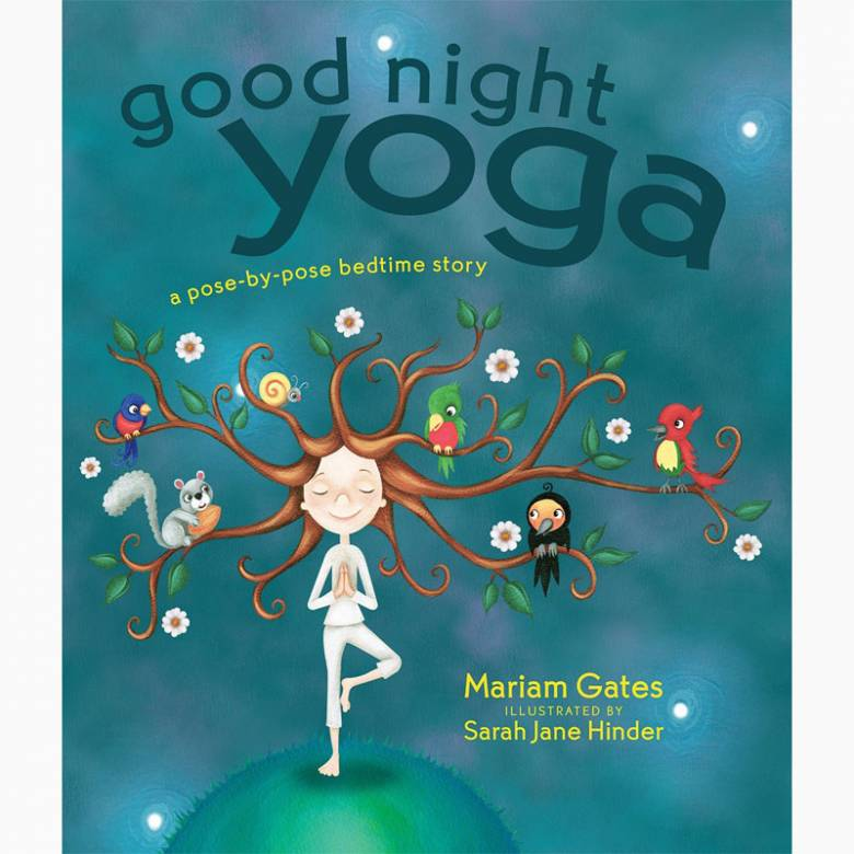 Good Night Yoga - Hardback Book