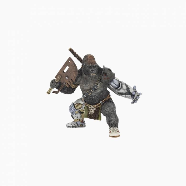 Gorilla Mutant Warrior - Papo Fantasy Figure