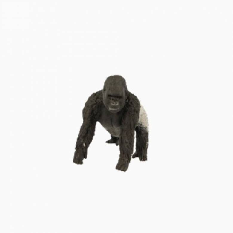 Gorilla Stretchy Beanie Animal Toy 3+