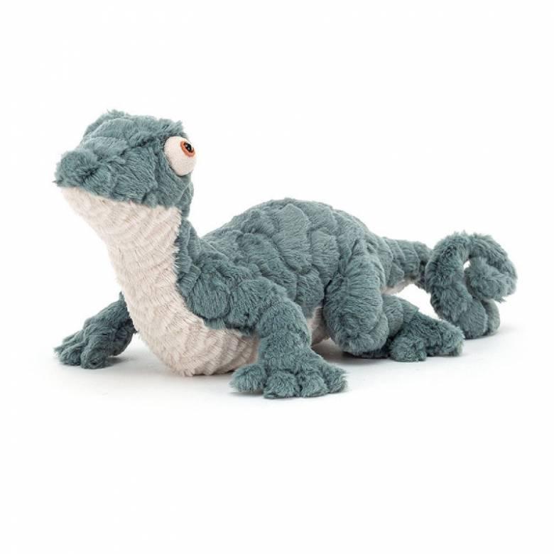 Gorka The Gecko Soft Toy By Jellycat