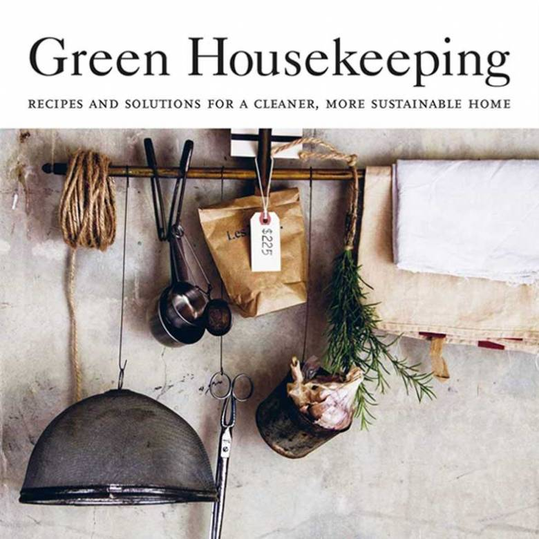 Green House Keeping Hardback Book