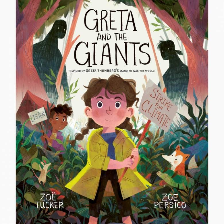 Greta And The Giants - Paperback Book