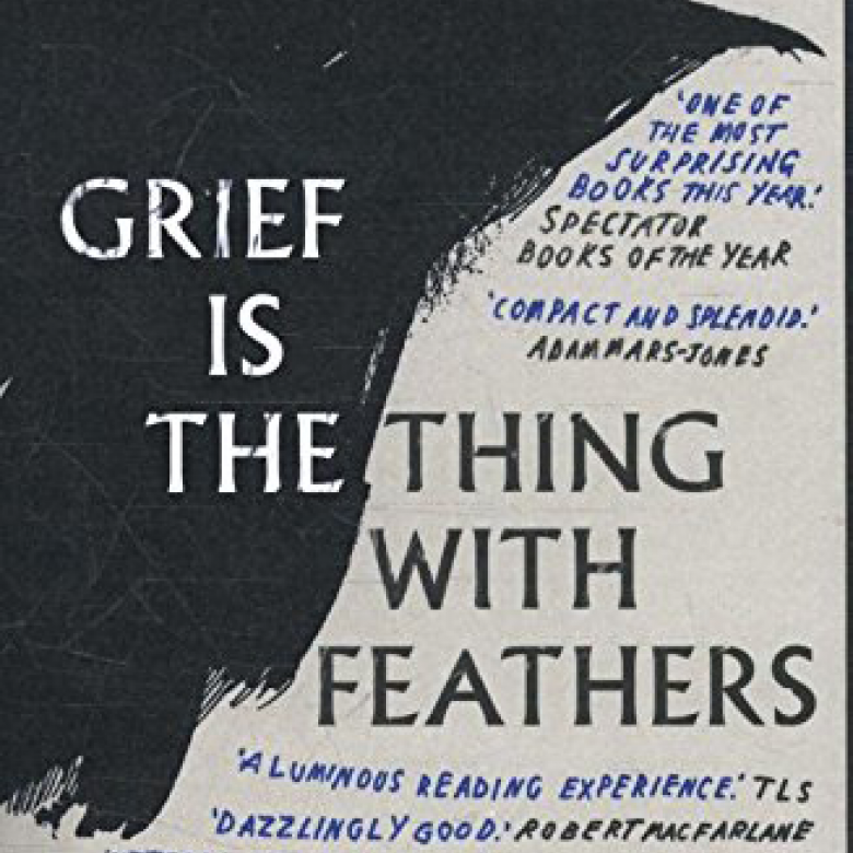 Grief Is The Thing With Feathers Paperback Book