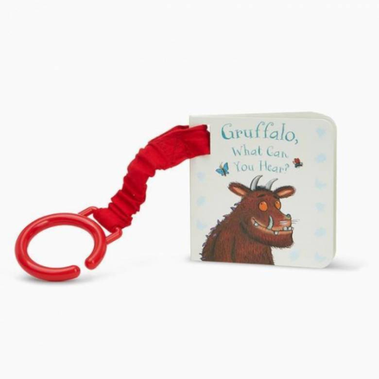 Gruffalo, What Can You Hear? - Buggy Book