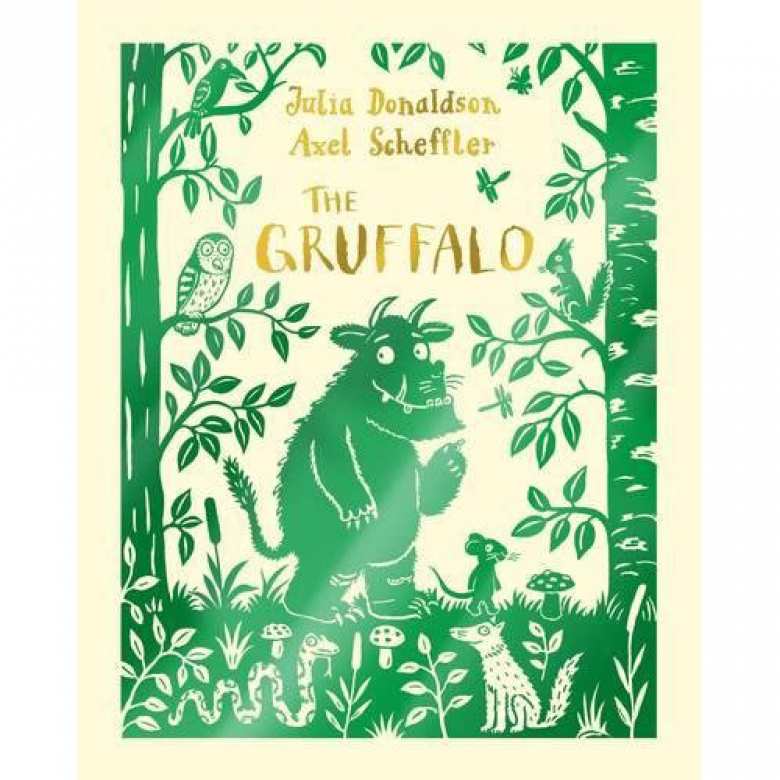 The Gruffalo Mini Hardback Edition