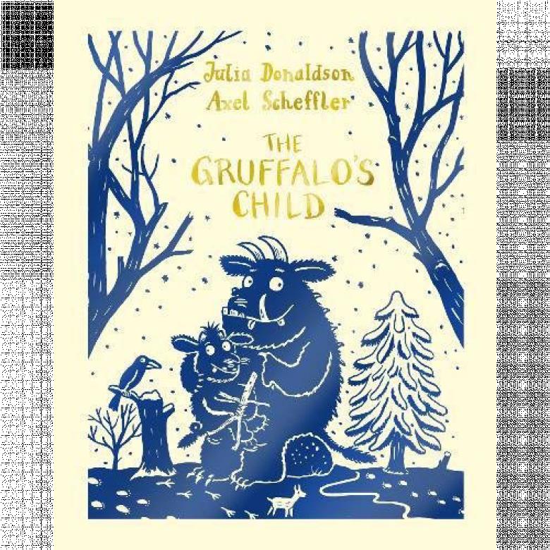 The Gruffalo's Child - Mini Hardback Edition