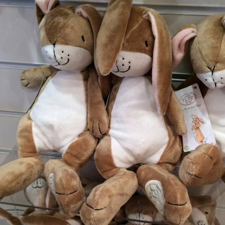 Guess How Much I Love You Large Nutbrown Hare Soft Toy