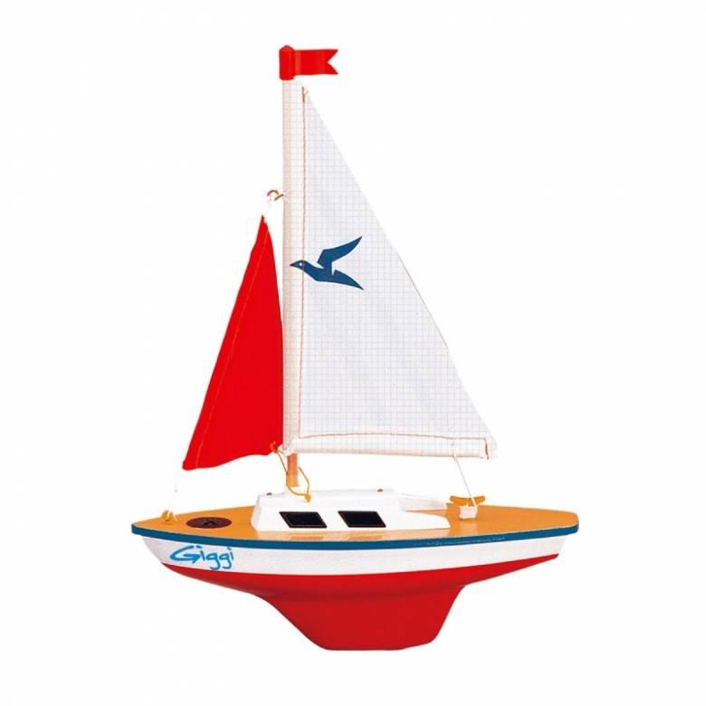 Gunther Giggi Sailing Boat Toy 8+