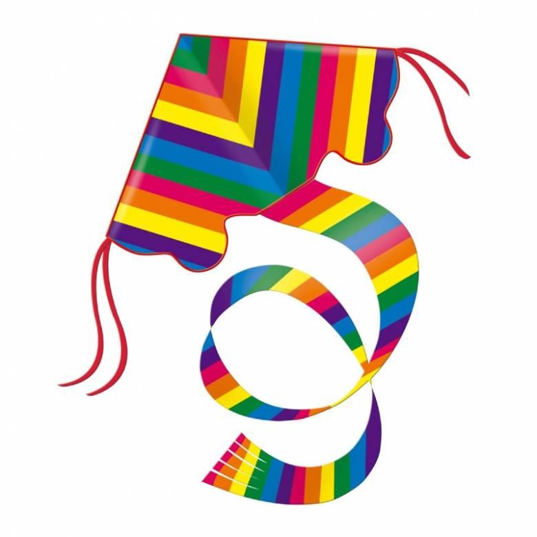 Gunther Rainbow Kite 6+